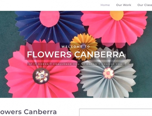 Flowers Canberra